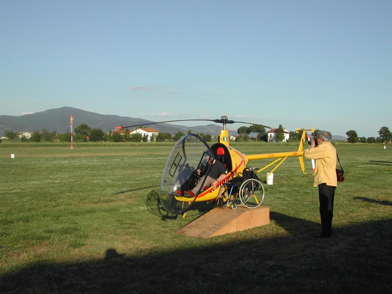 Ch 7 Elicottero : Ch helicopters helisport kompress